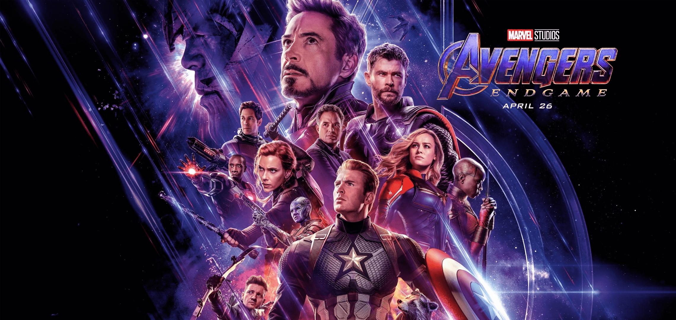 Avengers Endgame : la fin d'une ère [spoilers]