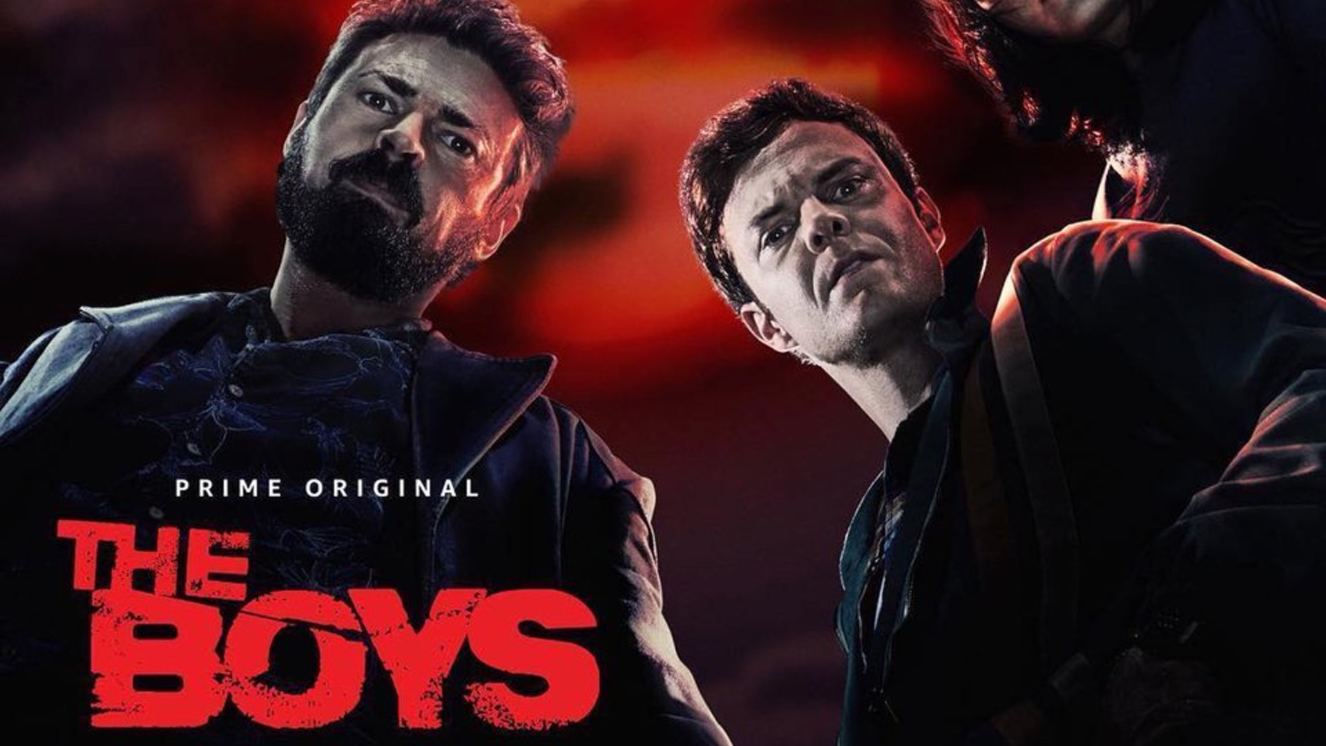 The Boys sur Prime Video