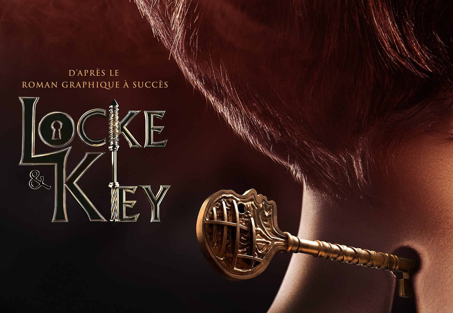 Locke & Key arrive sur Netflix